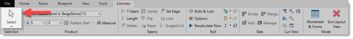 Select_Tool_in_Layout_Mode.png